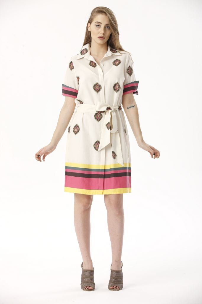 Picture of 17SFSC152 DRESS
