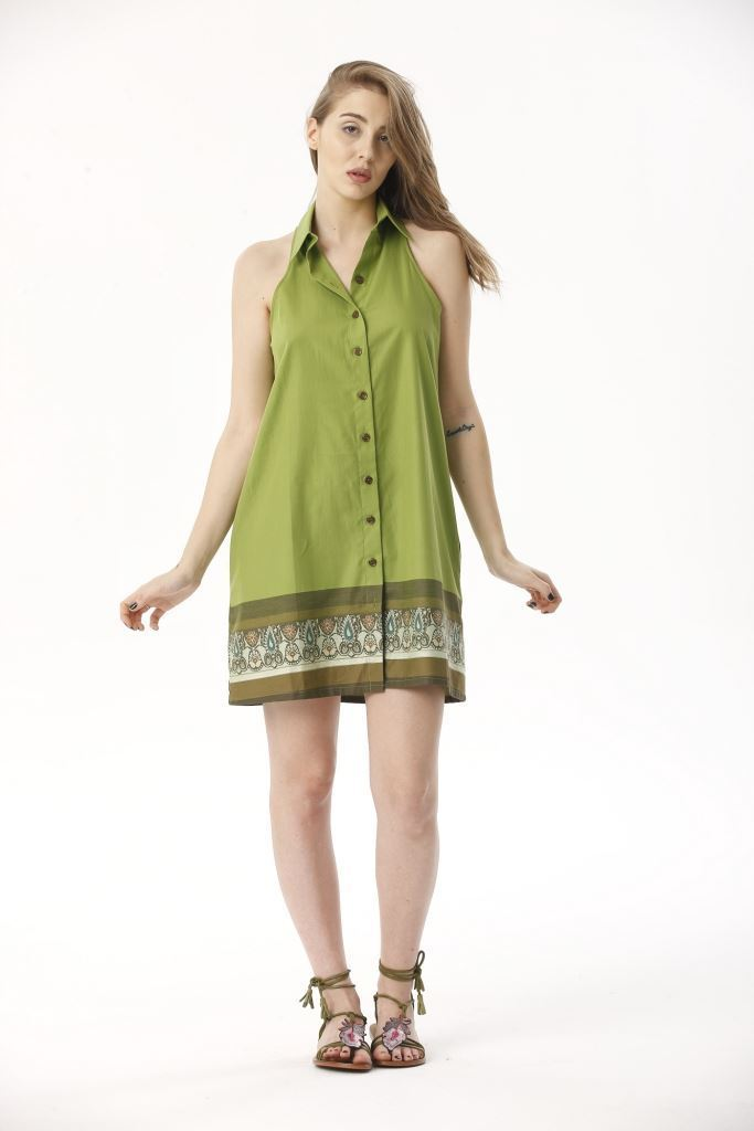 Picture of 17SFSC145 DRESS