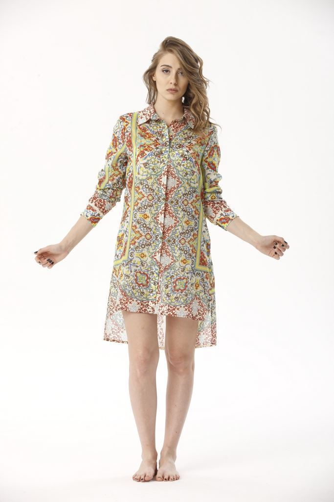 Picture of 17SFCV1043  LONG SHIRT