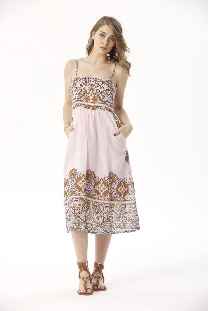 Picture of 17SFCV211 DRESS