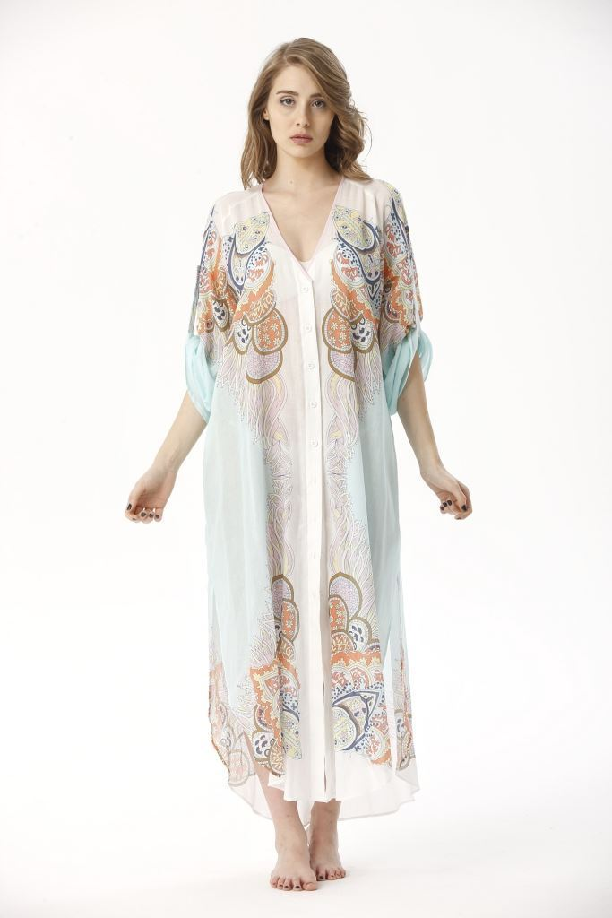 Picture of 17SFCT056 CAFTAN
