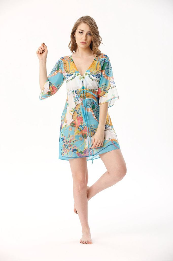 Picture of 17SFCV019 CAFTAN