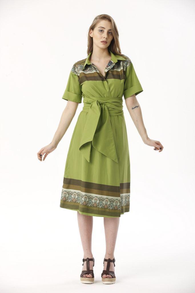 Picture of 17SFSC141 LONG DRESS