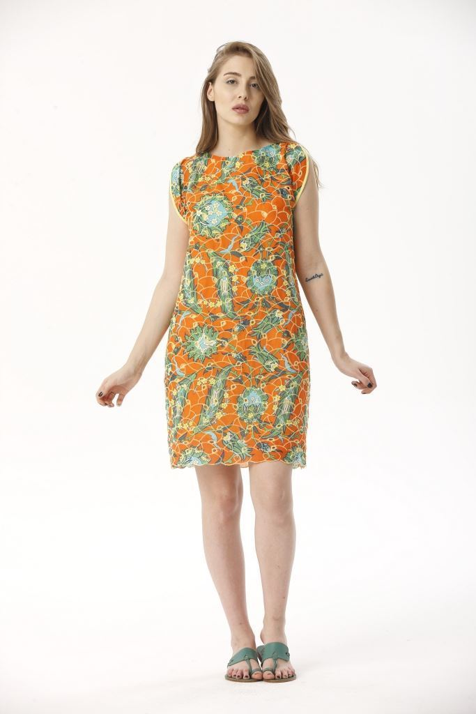 Picture of 17SFCB213 DRESS